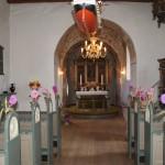 Kirkernes gravere gør en dyd ud af at pynte op til de kirkelige handlinger.